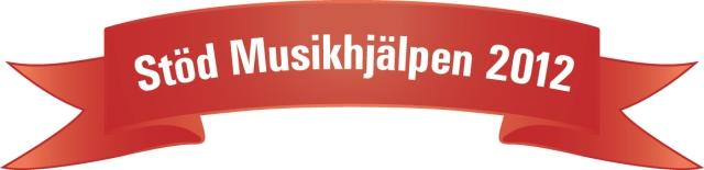 Musikhjälpen-2012