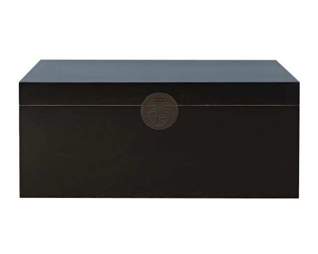 svart låda