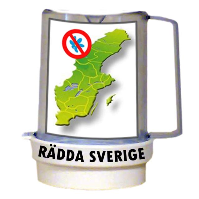 Erik Almqvist Sverigedemokraterna Riksdagen 2000aldrig satir humor Sverige 2
