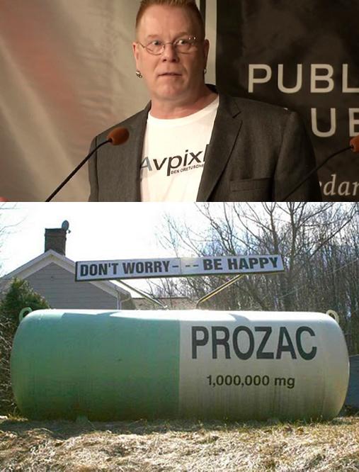 Mats Dagerlind Avpixlat Sd Sverigedemokraterna Prozac