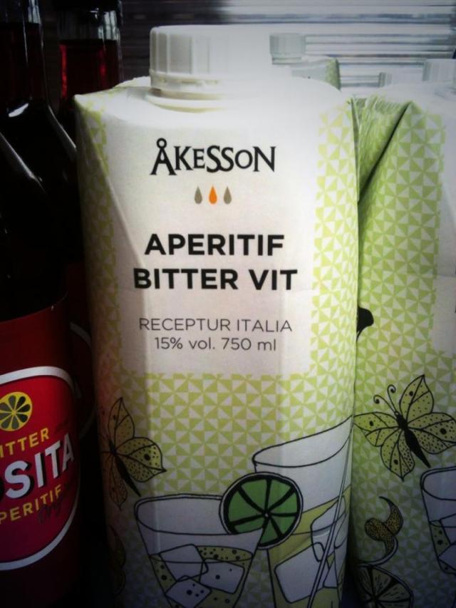 Jimmie Åkesson bitter vit