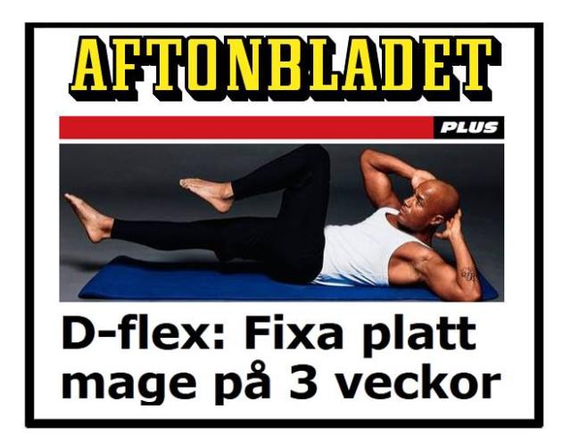 2000aldrig satir humor Aftonbladet fitness 1